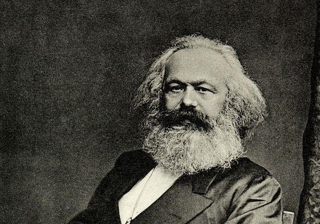 """Karl Marx: """"Gigatrón són els meus nous profetes"""""""