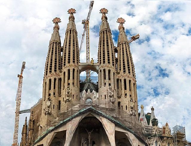 Santiago Calatrava es farà càrrec de la Sagrada Família