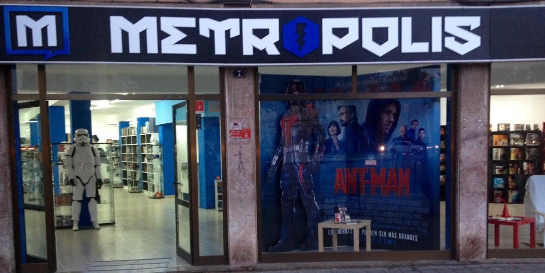 Metropolis lidera la sortida de la crisi