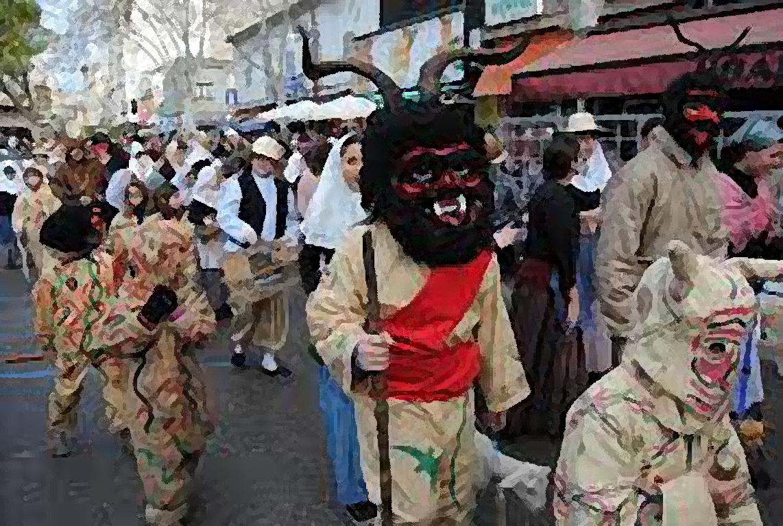 La festa de Sant Antoni de Manacor és millor que la d'Artà, segons un estudi de la UIB
