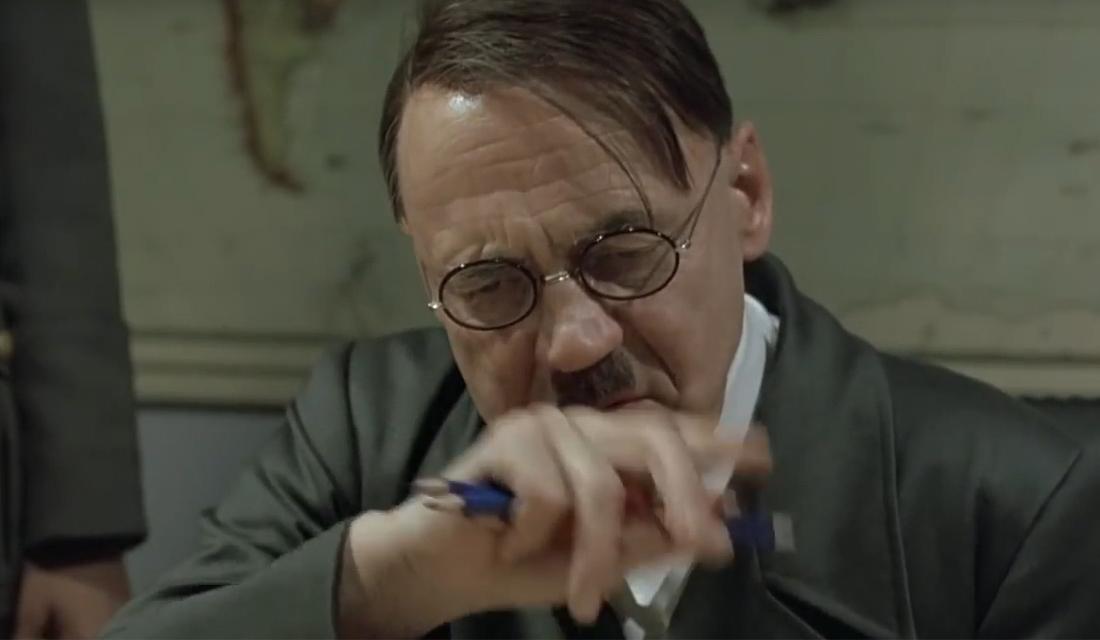 Hitler descobreix la veritat sobre les Fonts Ufanes