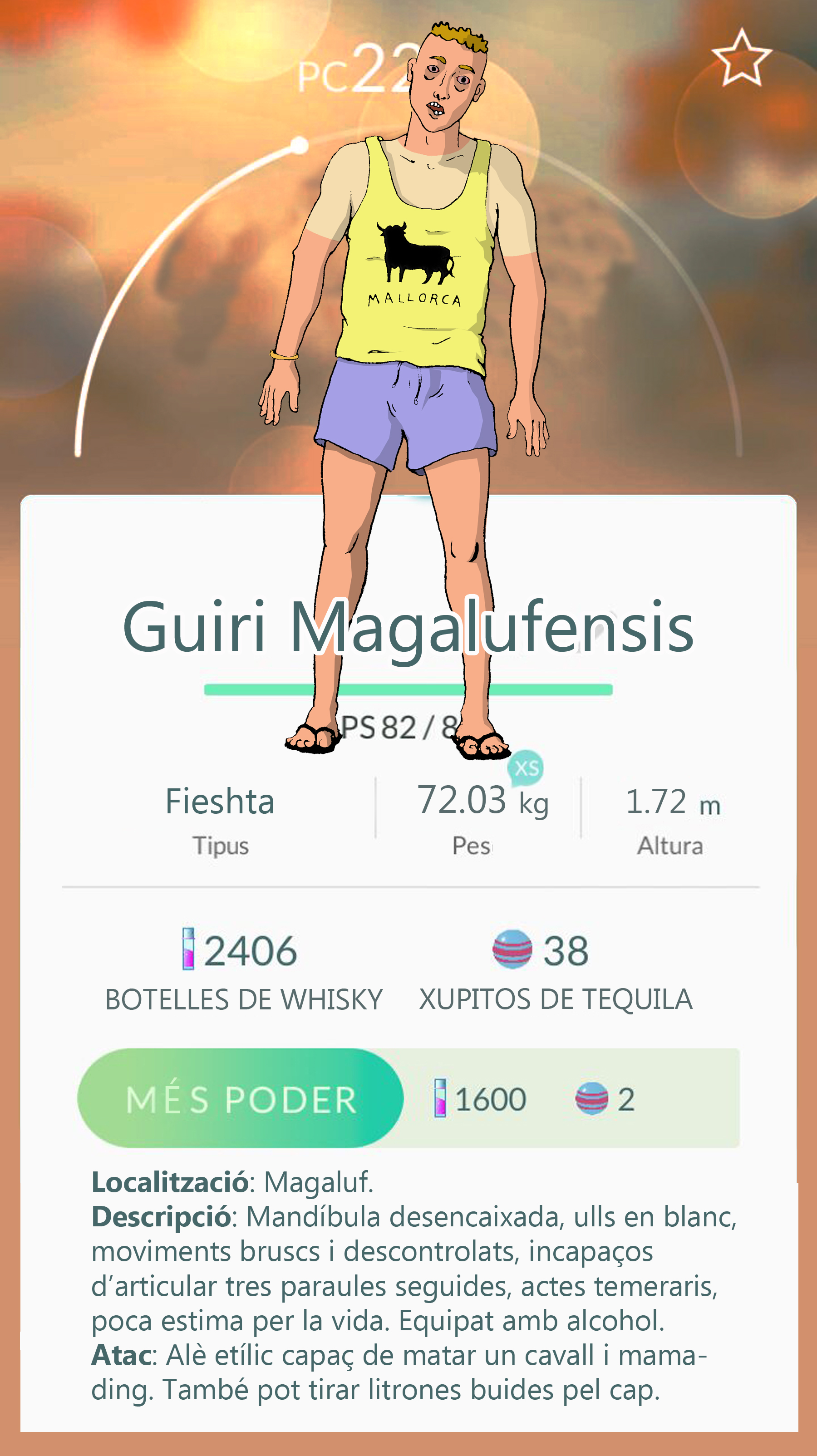 El Guiri Magalufensis