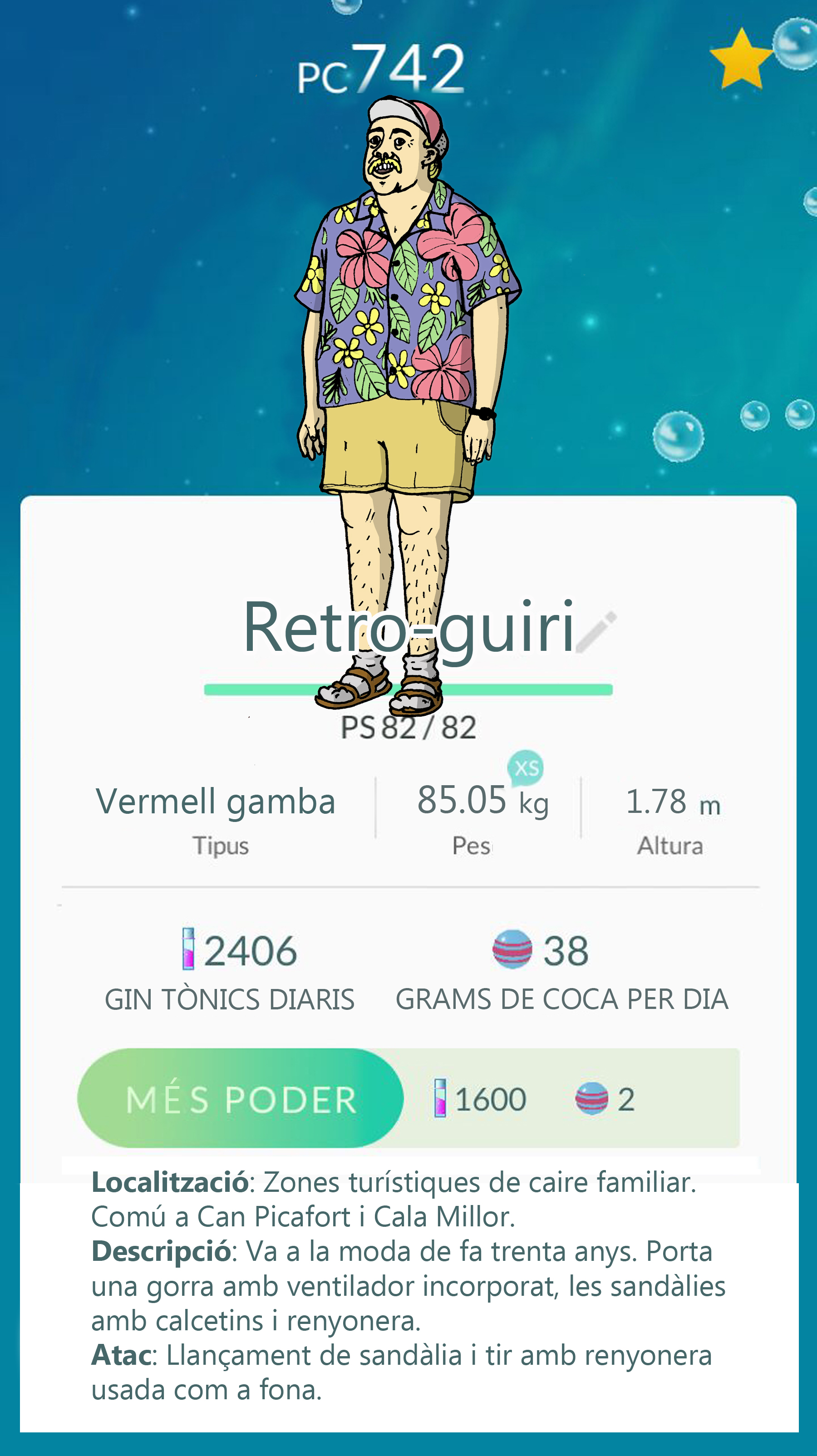 El Retro Guiri
