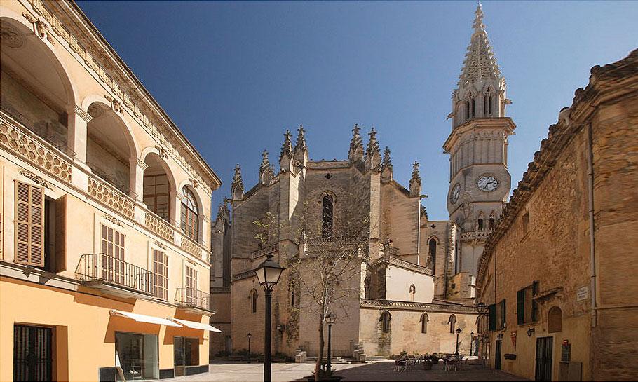 La UNESCO declara Manacor el poble més lleig d'Europa Occidental