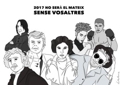 Les pèrdues del 2017