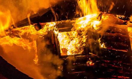 Un incendi a la redacció de Foc i Fum acaba amb Foc i Fum
