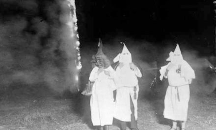 El Ku Klux Klan es posiciona contra el Black Friday
