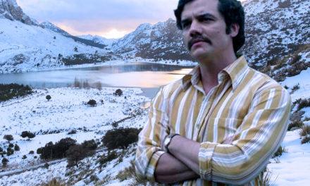 """Pablo Escobar visita Mallorca per veure """"la neu"""""""