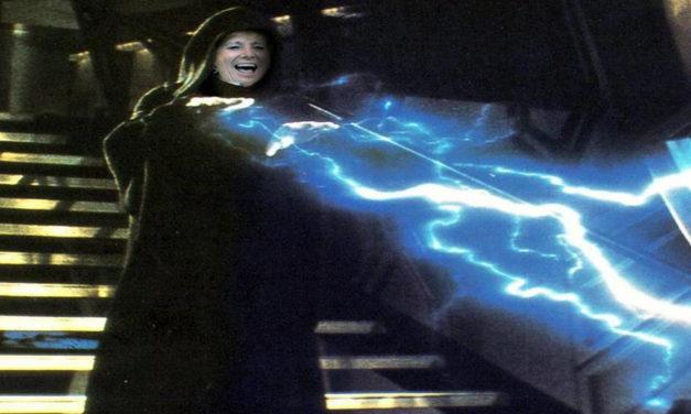 George Lucas farà una trilogia sobre les dimissions d'Esperanza Aguirre
