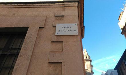 L'Ajuntament de Palma fa un carrer en honor a Cardenas, Osborne i Rivera