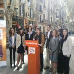 """Ciutadans admet que també hi havia algun """"marica"""" al bàndol franquista"""