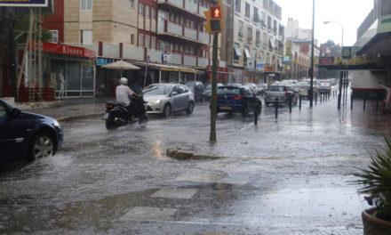 El Temps d'IB3 tranquilitza la població: el que va passar ahir es diu pluja, no és res greu