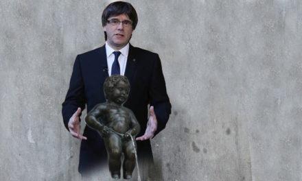 """Puigdemont assegura que els catalans que encara viuen a Espanya és """"perquè volen"""""""