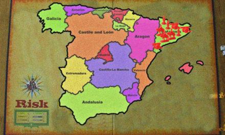 Surt a la venda el RISK Spanish Edition