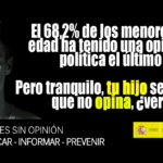 El Govern espanyol inicia una campanya contra l'ús de la lliure opinió entre menors