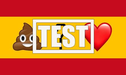 [TEST] Descobreix el teu grau d'espanyolitat