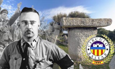 Jaciments talaiòtics: Nazis, alienígenes i el Circulo Balear
