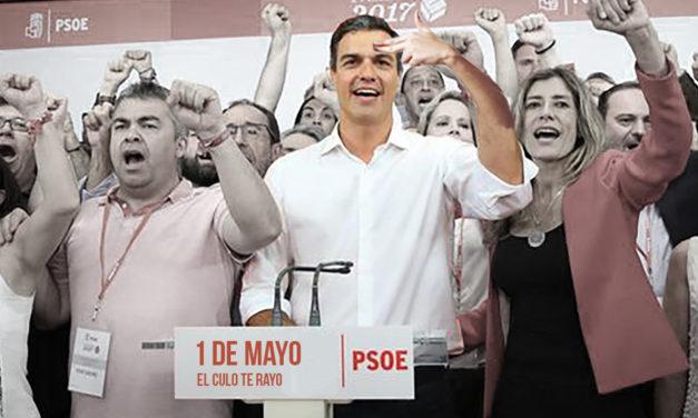 """El PSOE es demana què se celebra el primer de maig: """"Perdó, però no en tenim ni puta idea"""""""
