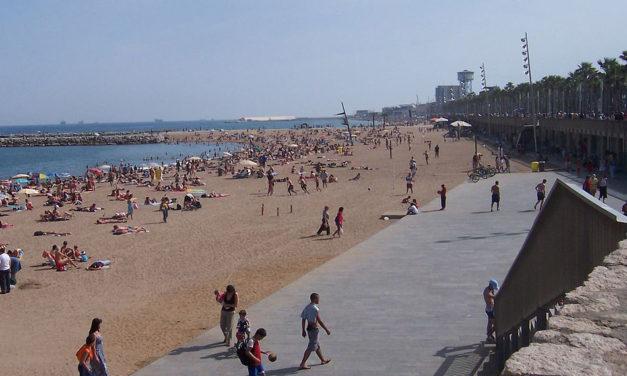 Els alemanys volen ajudar Catalunya fent de la Barceloneta el nou Arenal