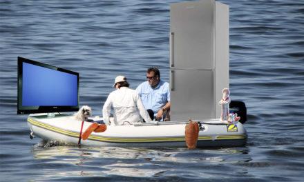 El turisme empeny el 90% dels mallorquins a viure en comunitats de zodiacs a la mar