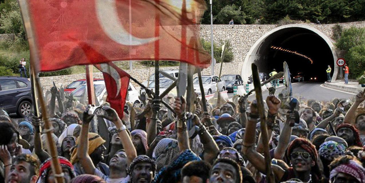 Mallorca s'omple de xusma sollerica després de la gratuïtat del túnel