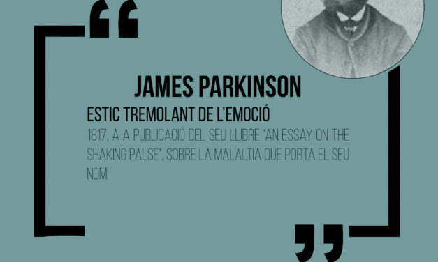 Cita històrica: James Parkinson