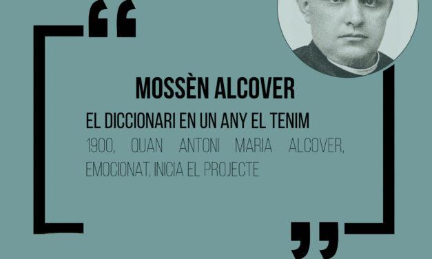 Cita històrica: Mossèn Alcover